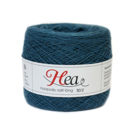 Dark Green Blue Yarn