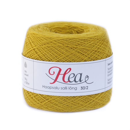 Aasa's Yellow Yarn