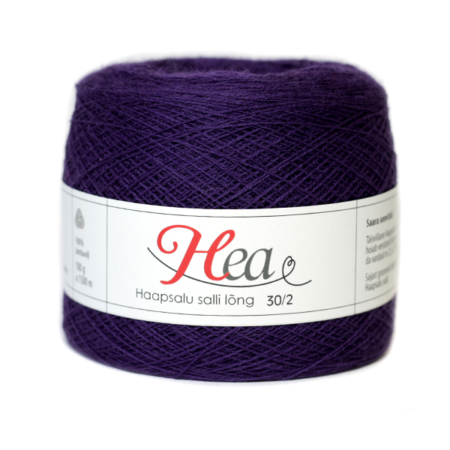 Deep Purple Yarn