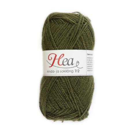 Dark Moss Green 7/2
