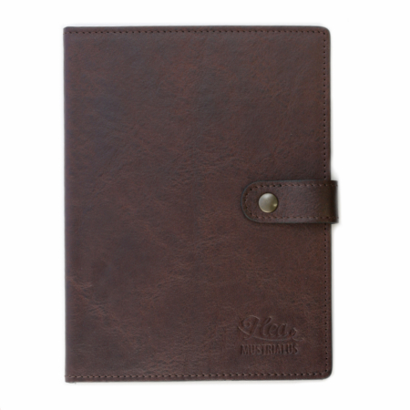 Leather pattern holder