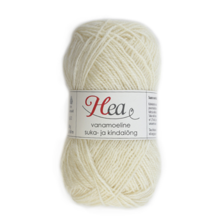 Natural vintage Yarn