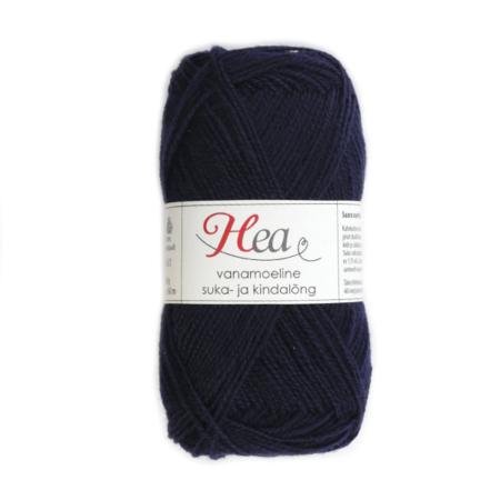 Navy blue vintage Yarn